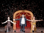 "Ira Glass stars in ""Three Acts, Two Dancers, One Radio Host"" at UAB's Alys Stephens Center on June 11"