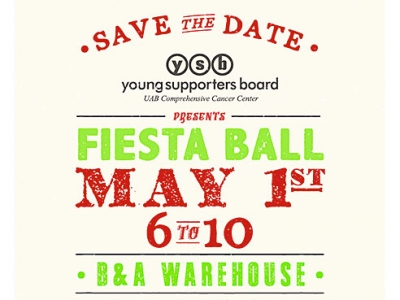 Young Supporters' Fiesta Ball helps fund young cancer researchers