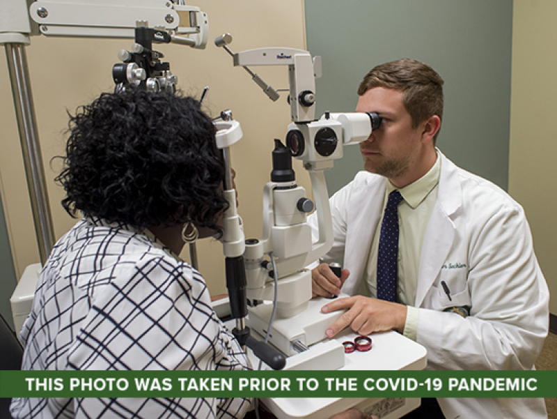 Annual Gift of Sight provides free eye care, glasses to those in need