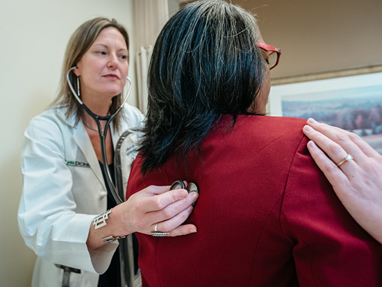 O'Neal Cancer Center and ADPH bring enhanced cervical cancer education and screening options to 13 counties in state