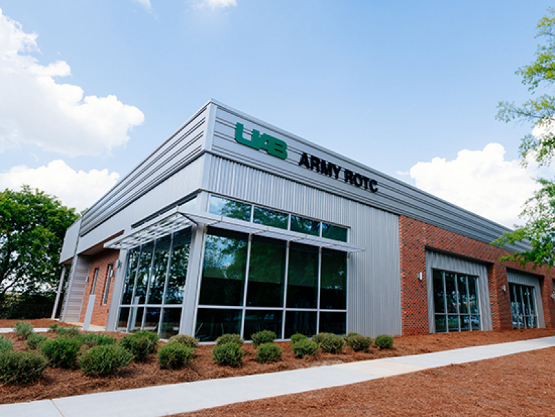 UAB holds ribbon-cutting for new Army ROTC facility