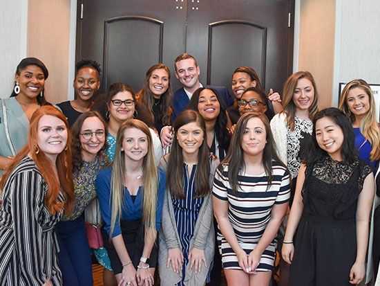 UAB PRCA/PRSSA student chapter named Chapter of the Year