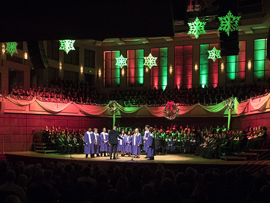 """Hear holiday favorites Dec. 3 when UAB Music presents """"Christmas at the Alys"""""""