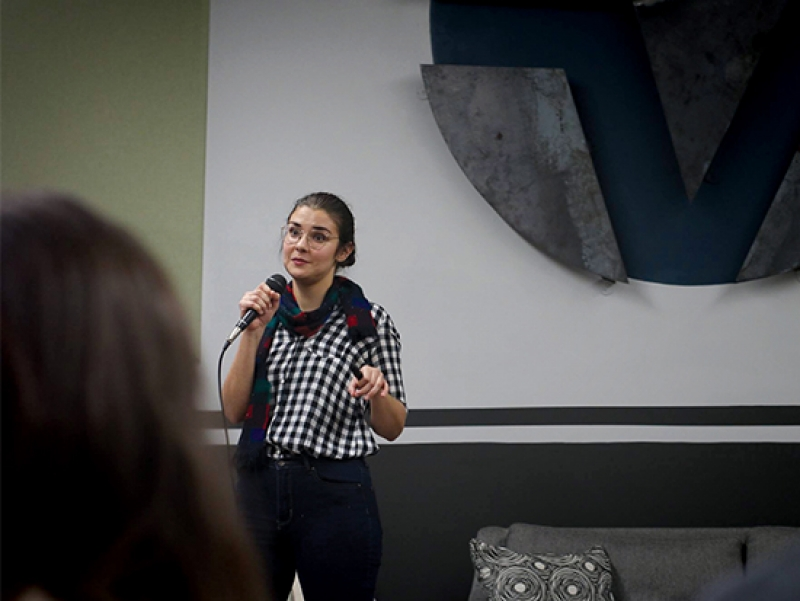 Student Demo Day features startup companies, nonprofit ventures