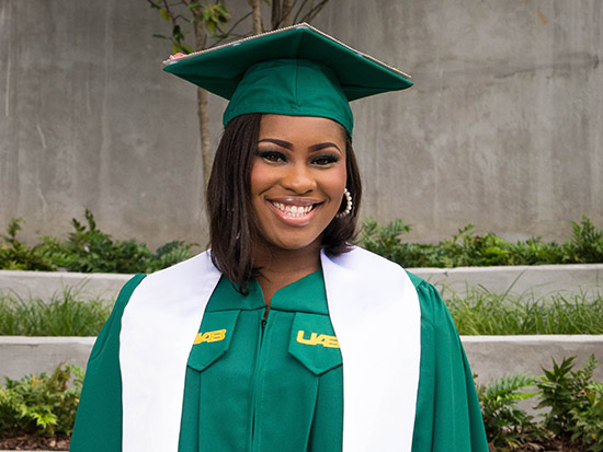 Exploring people, behaviors has been passion of Ramsay and soon-to-be UAB graduate