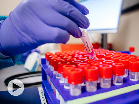 Department of Pathology develops strategy to support GuideSafe™ Entry Testing, process more than 200,000 samples