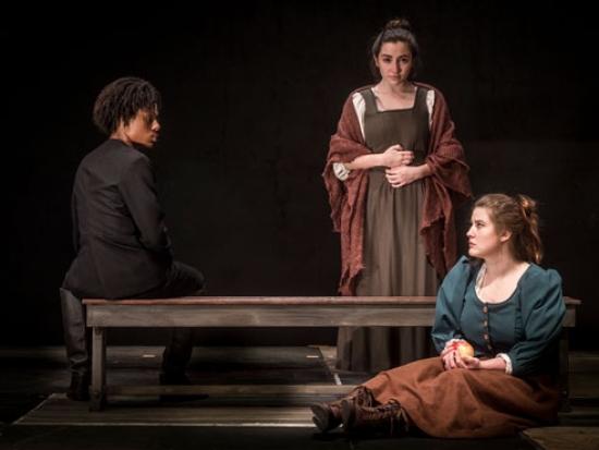 "Theatre UAB presents ""Vinegar Tom,"" directed by Luke Harlan, Nov. 9-12 and Nov. 16-19"