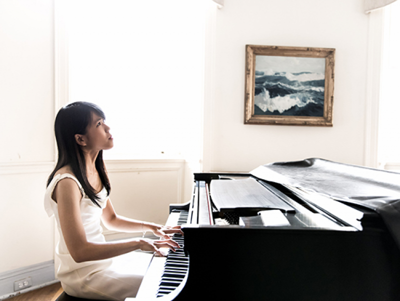 Pianist Kate Liu to perform March 29 for UAB Piano Series