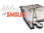 Each mile brings a new smile for dental students