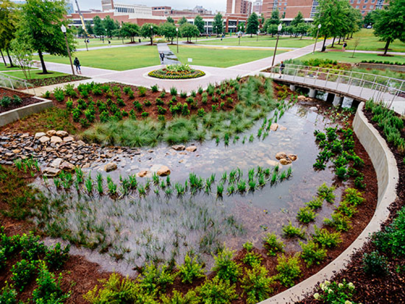 UAB stands by commitment to sustainable campus, receives first of three LEED building certifications