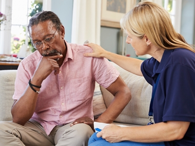 Peer support can help curb acute care for persons with depression and diabetes