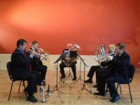 BAMA presents UAB Brass Quintet in free concert Jan. 15