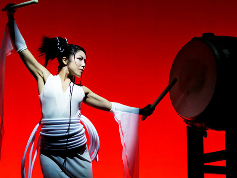 "Experience ""Art of the Drum: DRUM TAO 2020"" at UAB on Jan. 27"