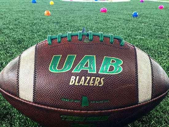 Join UAB Football for the third annual Dragon Egg Hunt