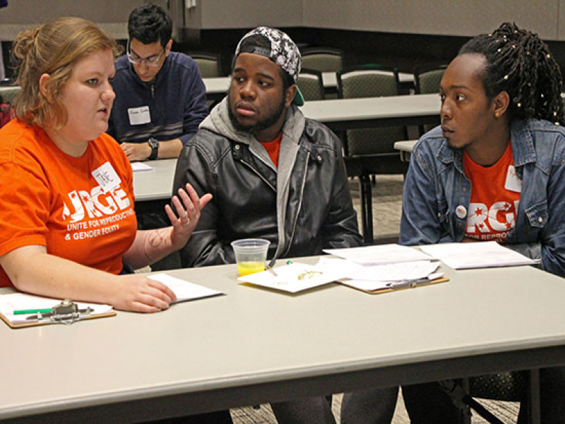 Student-led gathering on social justice advocacy for Alabama college students is Jan. 24 at UAB