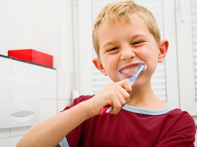 Keeping your child's mouth healthy