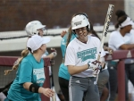 Softball player's resilient spirit recognized through ovarian cancer treatment