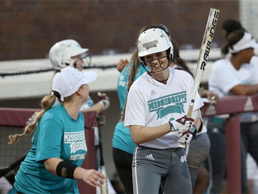 UAB - News - Softball player's resilient spirit recognized