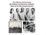 The history of Jefferson County's black gospel quartets