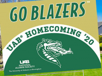 "UAB Homecoming 2020, ""Land of the Green & Gold,"" is Sept. 27-Oct. 3"