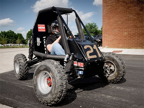 Blazer Motorsports launches crowdfunding effort to send Baja team to national competition