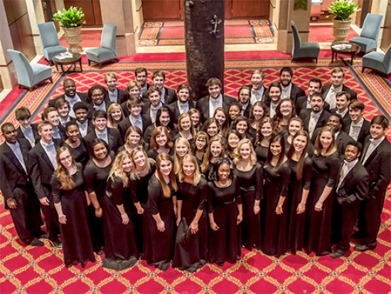 UAB Concert Choir, Opera and Chamber Singers to perform at Southside Baptist Church on Oct. 21
