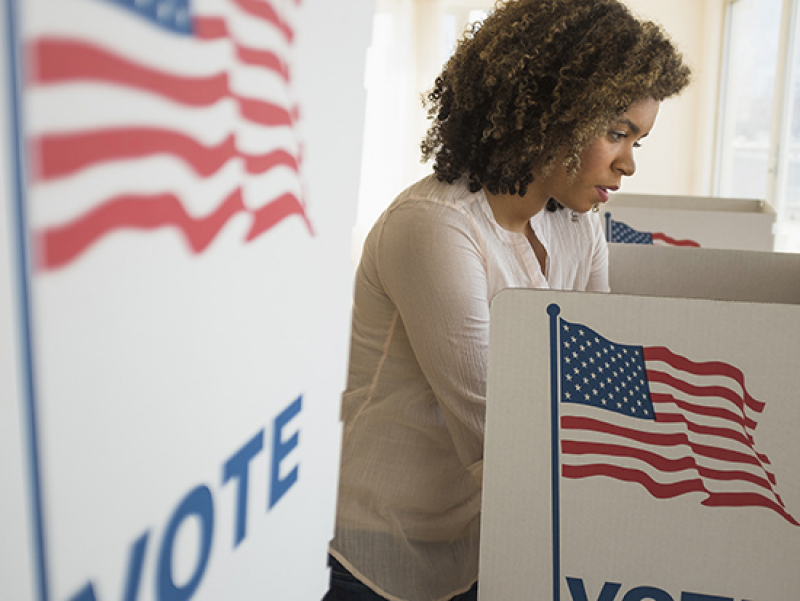 Cast your ballot, not your germs