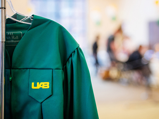 UAB to host in-person commencement at Legion Field on April 30, May 1