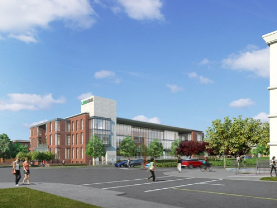 UAB breaks ground for new Collat School of Business and Bill L. Harbert Institute for Innovation and Entrepreneurship building