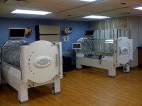 UAB opens new wound clinic with the only emergency hyperbaric chamber in town