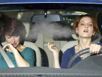 Nonsmokers at increased risk of stroke from secondhand smoke