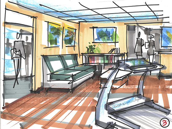 UAB's planned trainee wellness center is first of its kind in the Southeast