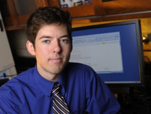 Engineering student selected for Homeland Security scholarship