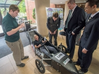 Senior design projects to be on display this week
