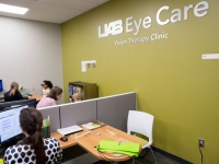 UAB expands Vision Therapy Clinic to provide patients with treatment beyond prescription lenses