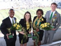 Zachary Hughes, Deidra Atkinson named Mr. and Ms. UAB 2013