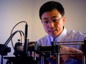 Yao's research may lead to early diagnoses of eye disease