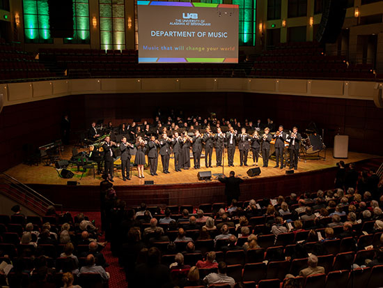 New season of UAB Music performances for fall 2019 just announced