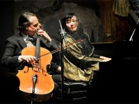 "Duo David Finckel and Wu Han present ""The Passionate Cello"" Feb. 11"