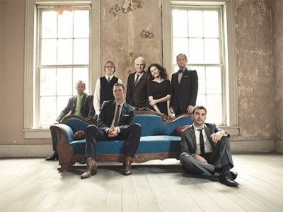 Steve Martin & Steep Canyon Rangers featuring Edie Brickell star in Alys Stephens Center Gala