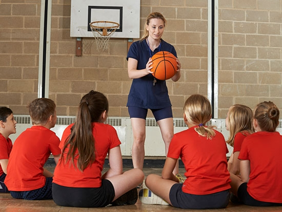 Physical education: How and why we play games