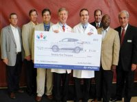 Hyundai Hope on Wheels Scholar Grant supports childhood cancer research
