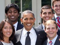 Serving others takes UAB alum inside the White House