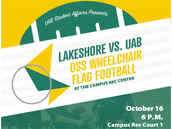 Seventh annual DSS Wheelchair Flag Football game to be held Oct. 16