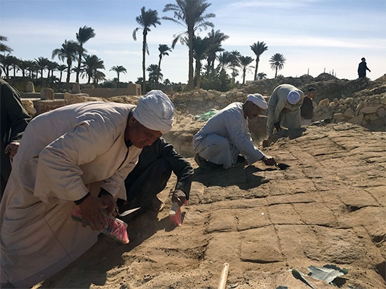 Ancient Egyptian burial ground discovery among largest providing insight into the Middle Kingdom