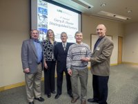 Center for Exercise Medicine names Distinguished Lecture series after researcher Gary Hunter