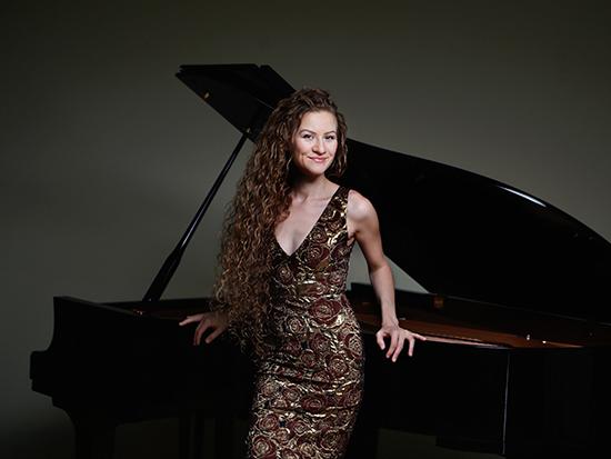 UAB Piano Series presents Asiya Korepanova on Oct. 22