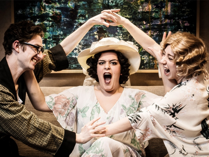 "Theatre UAB presents Noel Coward's comedy ""Hay Fever"" from Feb. 20-24"