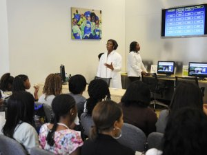 Girls Business Roundtable teaches youths to be successful