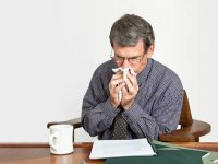 Flu means extra precautions for older people